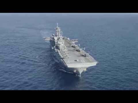 LHA America, embarked F-35B trials, part XIV