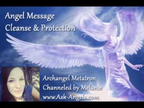 Angel Message With Archangel Metatron Cleanse