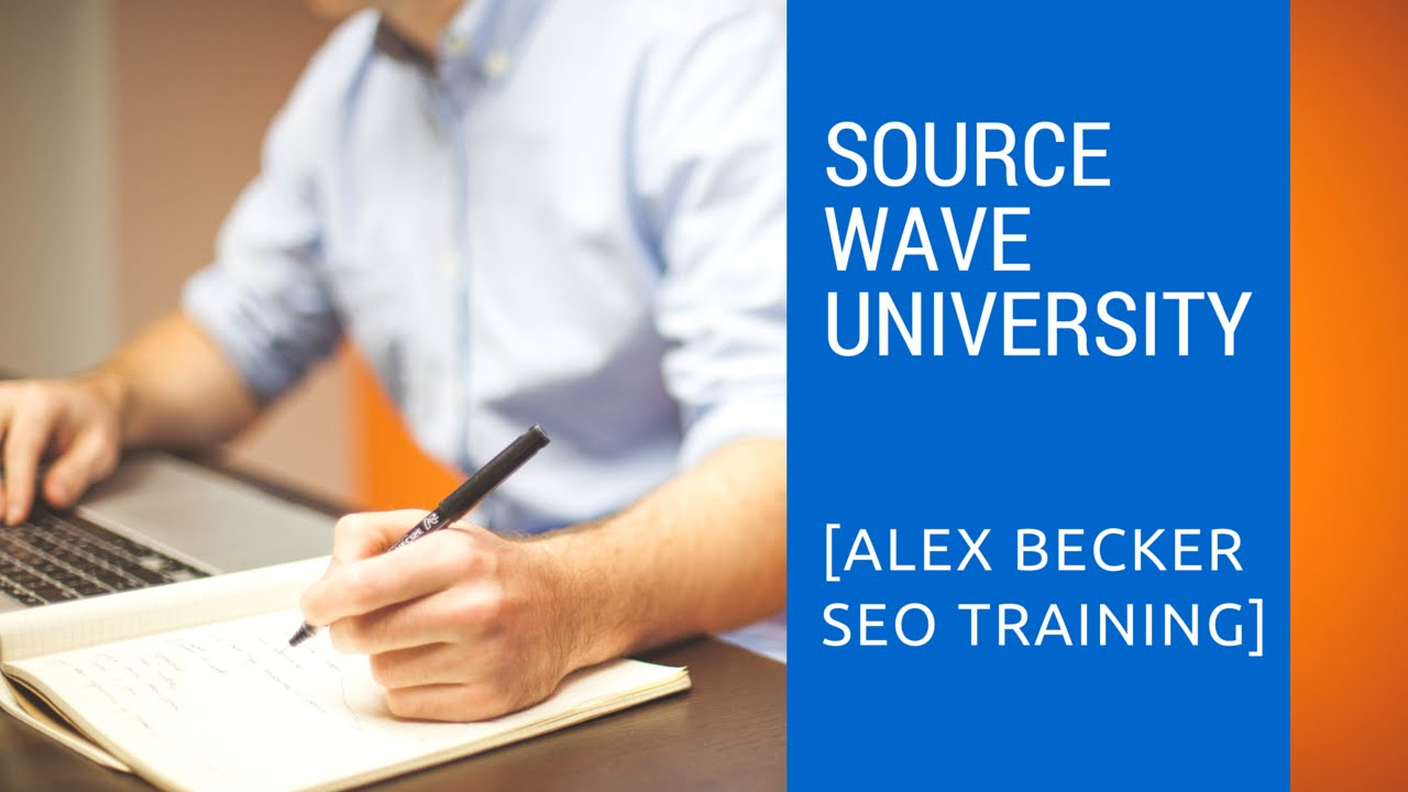 Alex Becker, Gregory Ortiz and Stephen Floyd – Source Wave University