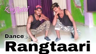 Rangtaari Dance Choreography | LoveRatri | Pawan Dance Company