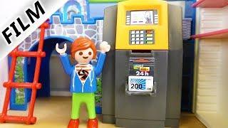 Playmobil Film Deutsch - JULIANS GELDAUTOMAT FÜR ZUHAUSE! TASCHENGELD AUFBESSERN - Familie Vogel