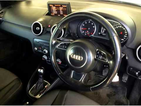 2012 Audi A1 1 4 Tfsi Ambition S Line S Tronic Auto For Sale On