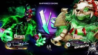Killer Instinct Rash Online Matches #28 (Killer Rank Regained)