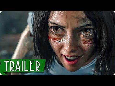 ALITA: BATTLE ANGEL Trailer 2 Deutsch German (2018)