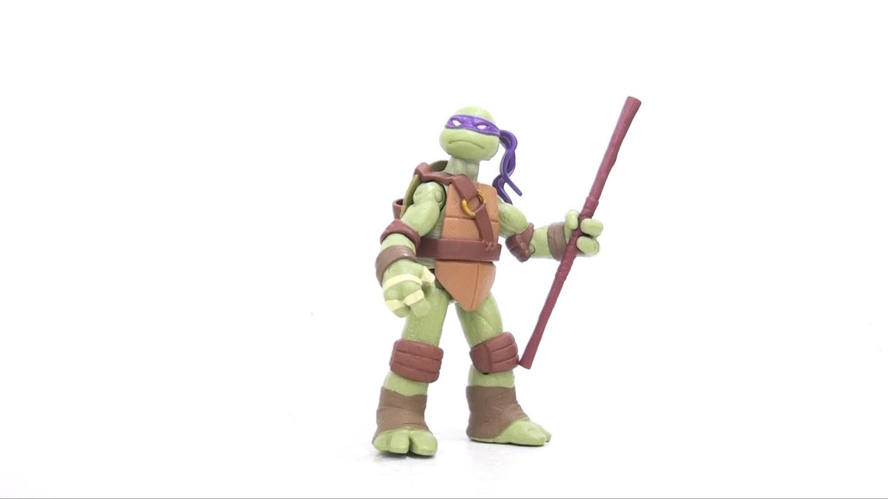 video review of the 2012 teenage mutant ninja turtles