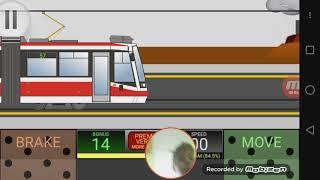 Tram simulator gameplay villamosozás#2