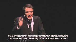 Guy et Nicolas Bedos à l'Olympia