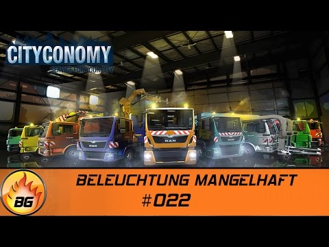 CITYCONOMY: Service for your City #022   Beleuchtung MANGELHAFT   Let's Play [HD]  