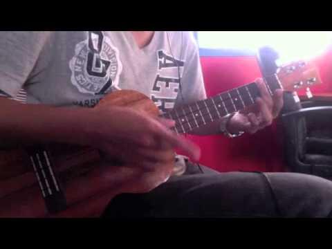 Payphone Ukulele Fingerstyle Cover Youtube