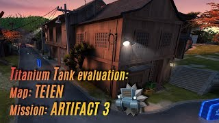 TF2 - MvM: Let''s evaluate Teien Artifact 3 (Titanium Tank Contest)!