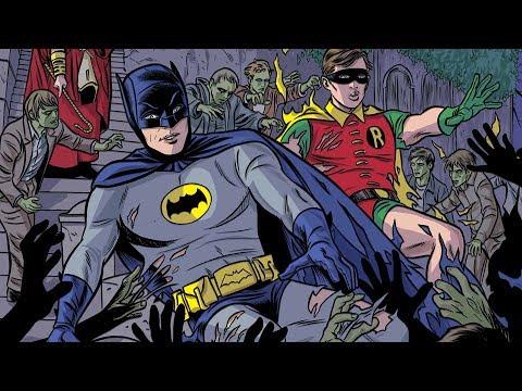 Adam West's Final Return as Batman Set to Release