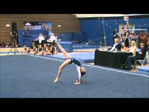 AZ Springs Gymnastic Championship - YouTube