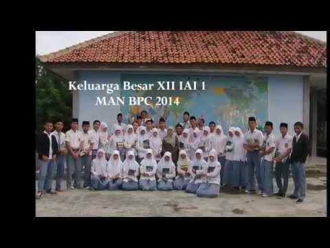 XII IAI 1 MAN Buntet Pesantren Cirebon 2014