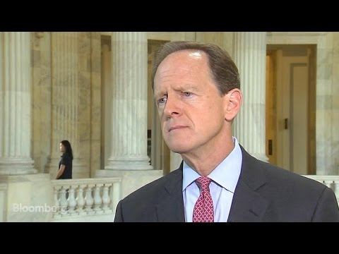Sen. Toomey Defends Secret Process on Health Care