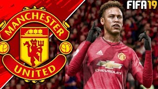 FIFA 19: Manchester United Career Mode - EP10 | NEYMAR MATCH WINNER!