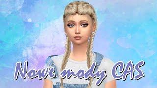50 MODÓW CAS The Sims 4 - przegląd moich nowości