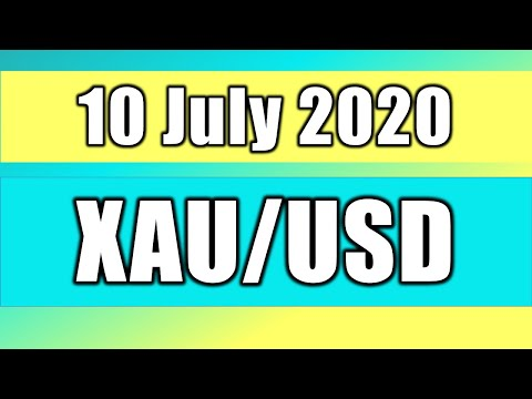 xauusd-gold-daily-analysis-forecast-on-10-july-2020-analysis-by-trading-gold-forex-exchange-today