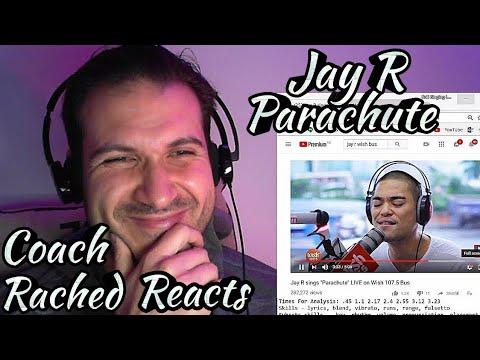 Vocal Coach Reaction + Analysis - Jay R - Parachute - Wish Bus