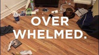 Overwhelmed. DreamStone Diaries Episode 17