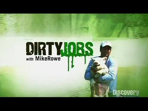 Dirty Jobs Se03 Ep20   Buoy Cleaner