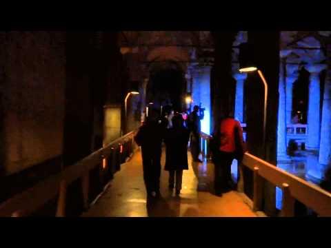 Basilica Cistern, Istanbul, HD Experience