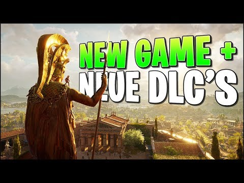 NEW GAME PLUS & neue Features & bald DLCs in Assassin's Creed Odyssey 1.1.4 patched Live-Highlights thumbnail