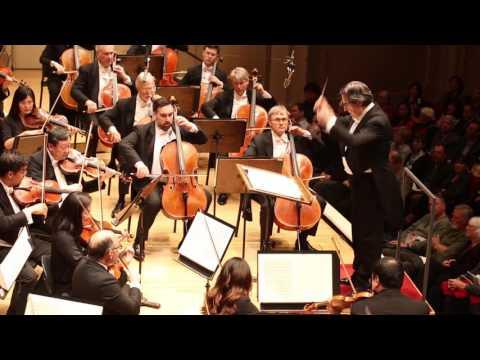 Riccardo Muti conducts Brahms Symphony No. 2, Movement 4