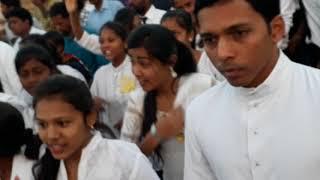 Christmas Rally Marathi song