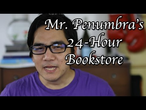 Mr. Penumbra's 24-Hour Bookstore by Robin Sloan (Book Summary and Review) - Minute Book Report