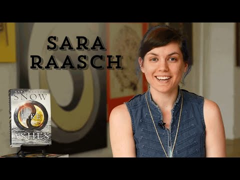 Epic Author Facts: Sara Raasch | Snow Like Ashes