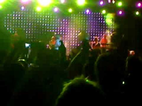 james - sometimes - audience singing - thessaloniki 18/7/2009 live
