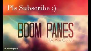 Repeat youtube video Boom Panes -VICE GANDA(New Dance Craze)