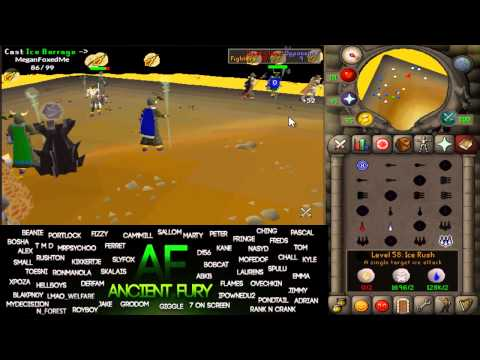 Ancient Fury - The Last Jagex Cup Finals