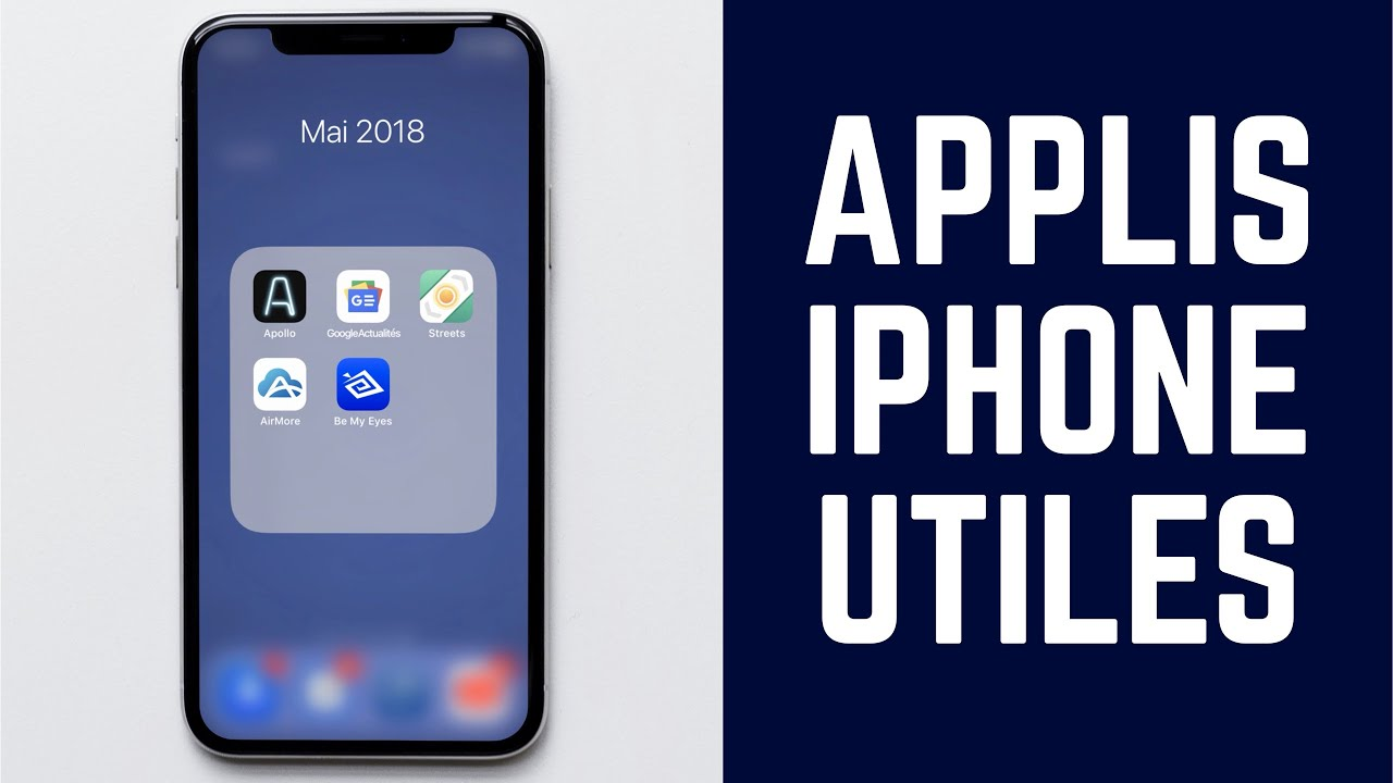 applications iphone gratuite