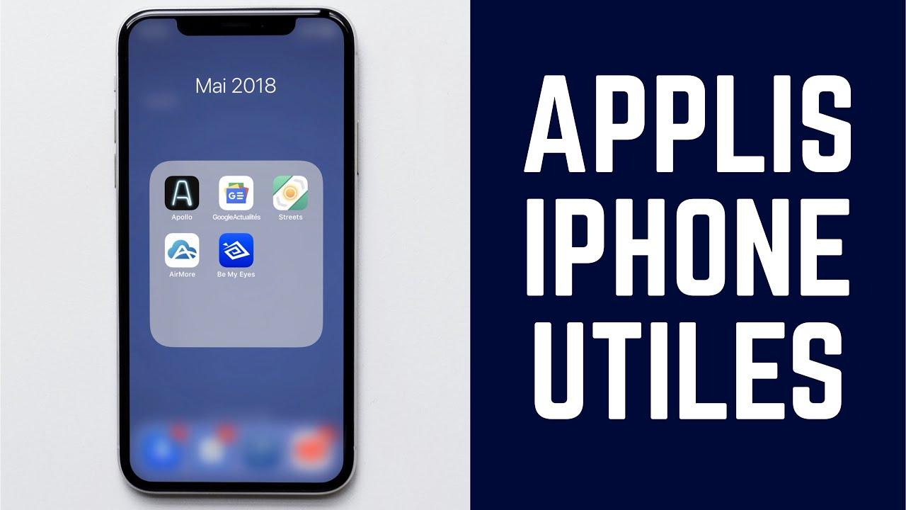 applications iphone gratuite