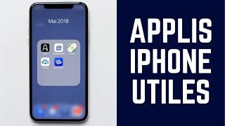 Les Meilleures Applications iPhone - Mai 2018