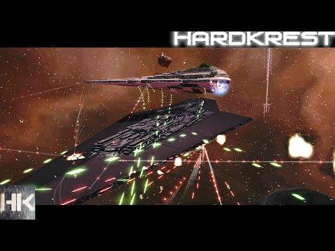 Star Wars: Empire At War: FoC - Absolute Chaos Mod-Схватка - Hardcore-Империя =3= Палач