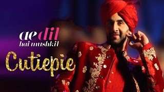CUTIPIE Song From Ae Dil Hai Mushkil Releases On 24 October