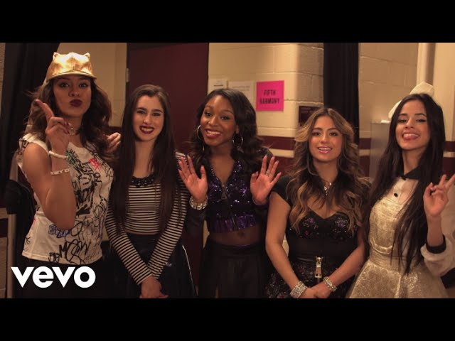 Fifth Harmony – Tour Diaries with Fifth Harmony: Episode 3