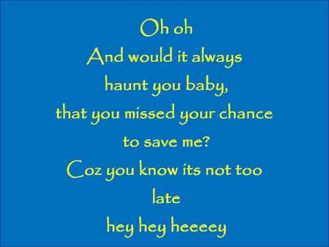 JLS - Beat Again with lyrics on screen