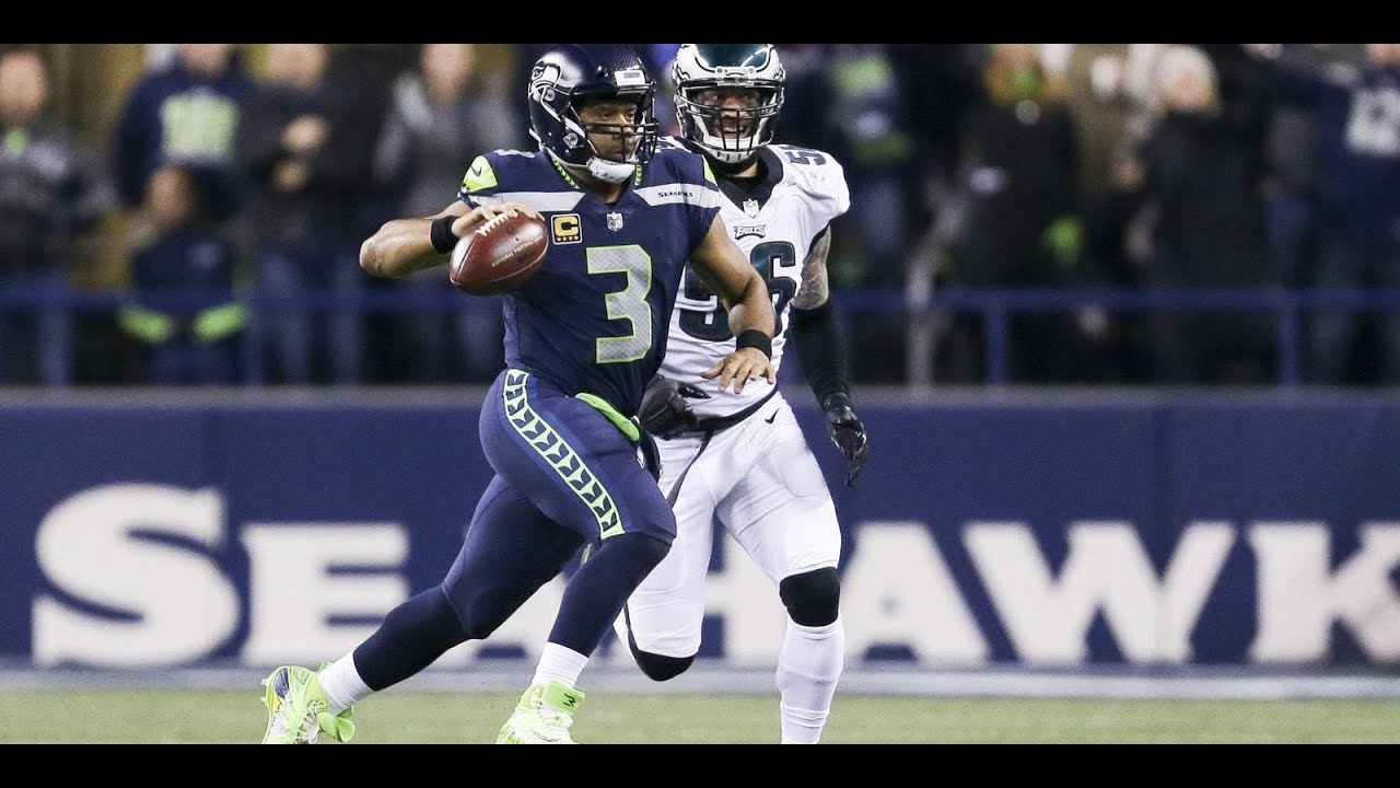 Russell Wilson, Seahawks knock Eagles from perch atop NFC