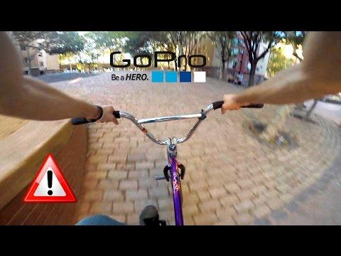 GoPro BMX: Explorando las calles de Sant Roc