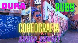 Dura - Daddy Yankee - Zumba (Coreografia) - Ruby