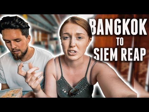 Crossing The Border From Thailand To Cambodia! What To Expect In 2018