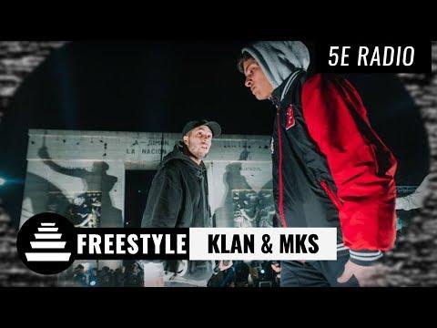 KLAN Y MKS 100% CEBADOS / Freestyle  - El Quinto Escalon Radio (12/06/17)