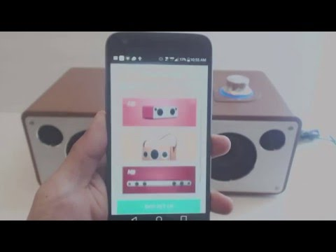 GGMM M3 Wireless Bookshelf Speaker Review (WiFi And Bluetooth)