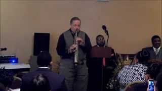 Ed Cross, Horn of Praise AT ETERNAL LIFE MINISTRIES 6 28 15