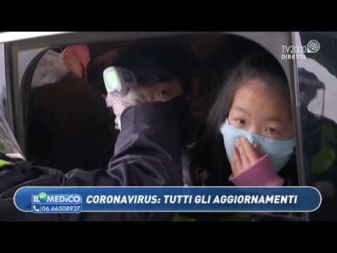 Il Mio Medico - Coronavirus i primi due contagi in Italia