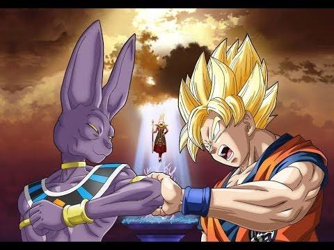 DBZ | Goku VS Lord Bills | Full Fight English Subbed 720p