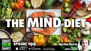 Episode 199 - The MIND Diet with Dr. Martha Morris